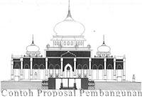 contoh proposal pembangunan / proyek