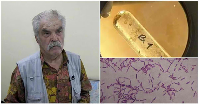 Russian Scientist Achieved Immortality After Injecting Himself A Million Year Old Bacteria