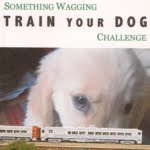 Something Wagging Train Your Dog Month Challenge