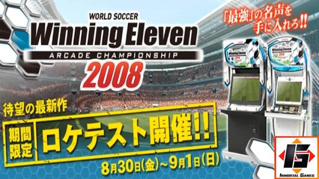 Winning-Eleven-Arcade-Championship-2008-Arcade