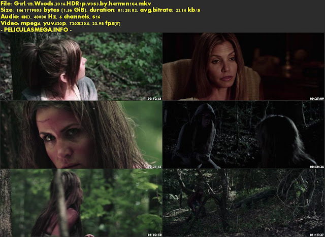 Descargar Girl in Woods Subtitulado por MEGA.