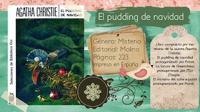 El pudding de navidad - Agatha Christie