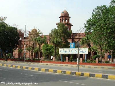 College of Art and Design Lahore