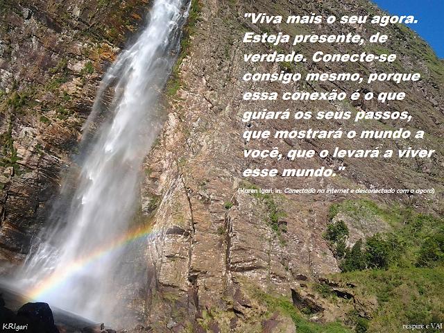 Foto particular - KRI: foto tirada na Serra da Canastra