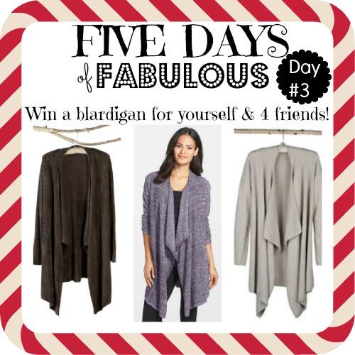 , 5 Days of Fabulous: Town Squares & Blardigans
