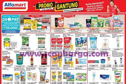 Promo Alfamart Gajian Untung (Gantung) 27 Maret - 2 April 2019