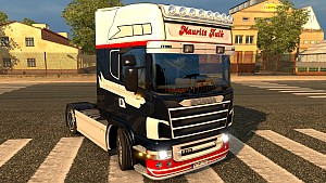 Scania R2008 truck mod version 3.1