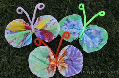 6 Spring Crafts the Kids Will Love!