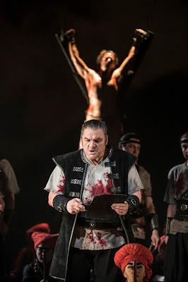Verdi: Macbeth - Željko Lučić - Royal Opera (Photo Bill Cooper)