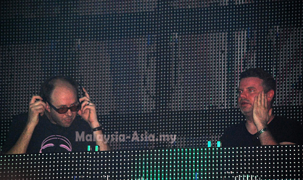 Malaysia Chemical Brothers at FMFA