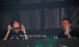 Chemical Brothers at FMFA Malaysia
