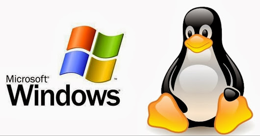 Installing programs on Linux vs. Windows