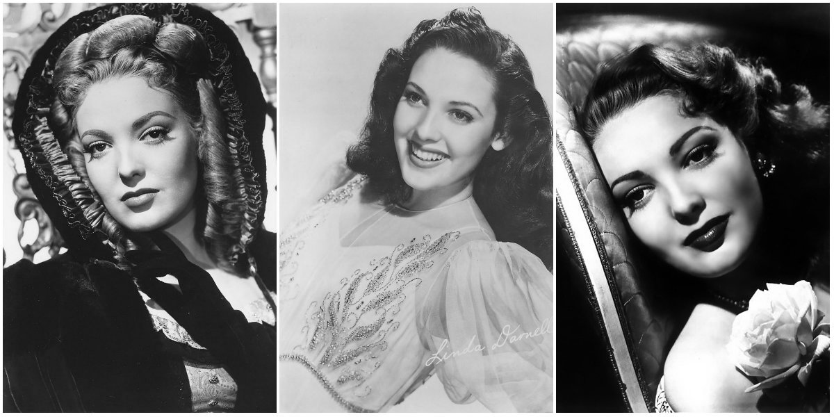 The Tragic Death of Linda Darnell, the Girl With the Perfect Face ~ vintage  everyday