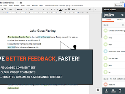 Here Is A Great Feedback, Grading and Rubric Making Tool for Teachers