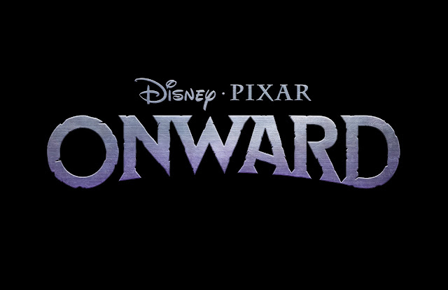 Pixar Onward Logo