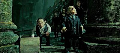 В Гринготс - Хари Потър и даровете на смъртта