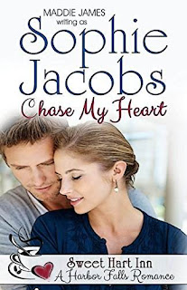 Chase My Heart: Sweet Hart Inn (A Harbor Falls Romance Book 11) book promotion Sophie Jacobs