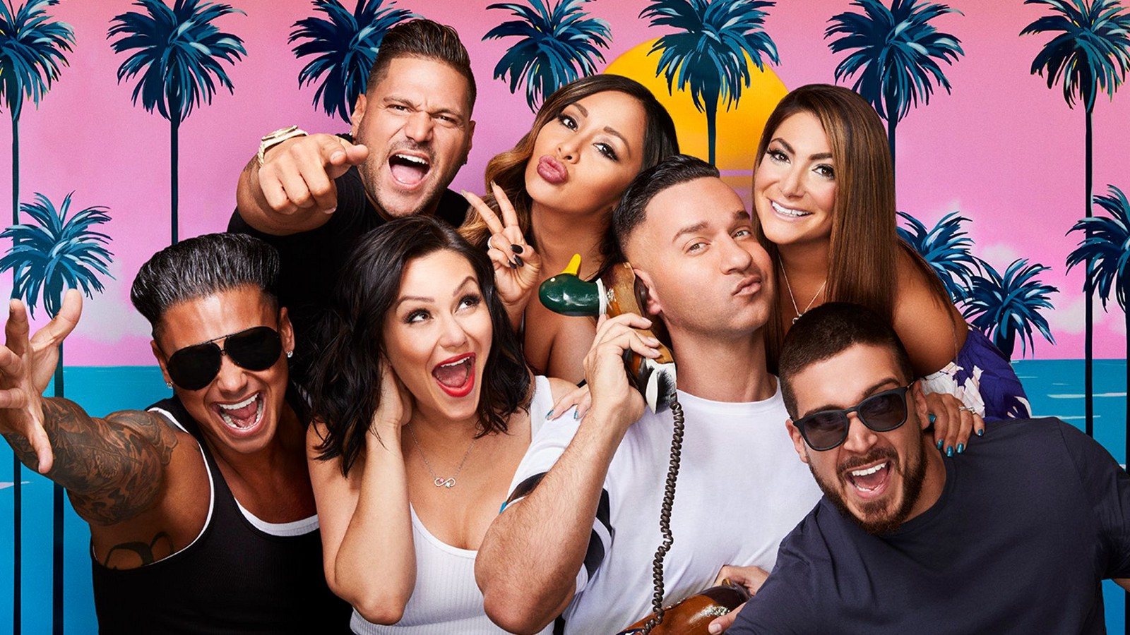 Thursday Cable Ratings 8/23/18: Jersey Shore Family Vacation