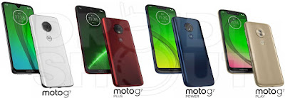 Moto G7, Moto G7 Plus, Moto G7 Power, and Moto G7 Play First Look