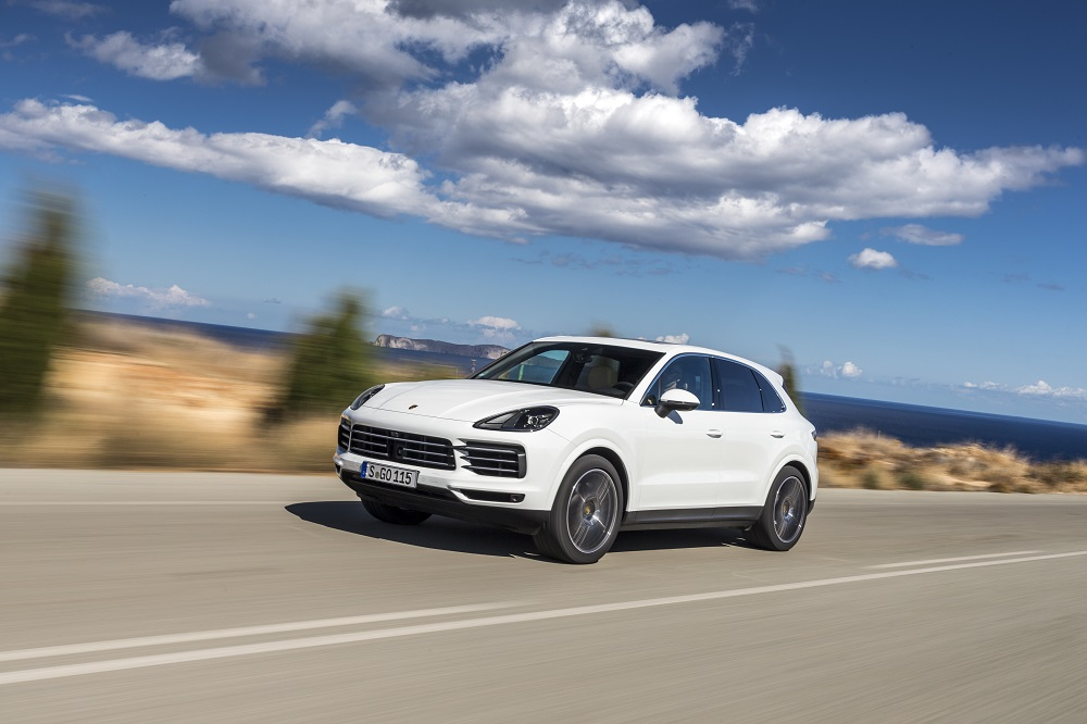 Porsche delivers 55,700 vehicles in the first quarter