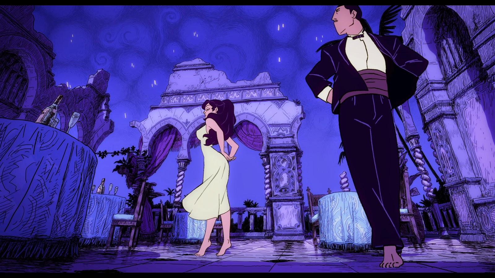 Kahlil Gibran's The Prophet animatedfilmreviews.filminspector.com