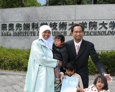 Prof. Dr. Khoirul Anwar, Penemu 4G Asal Kediri