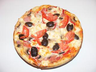 Pizza reteta,