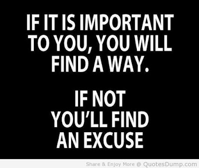 Famous Quotes About Life Changes: if it important to you, you will find a way