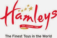 Going Wild On Safari At Hamleys Toy Store In Cardiff