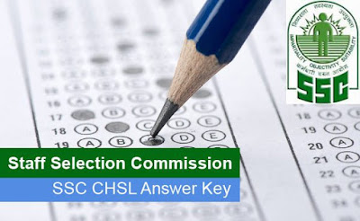 SSC CHSL Tier 1 Answer Key 2017 Download LDC DEO Cut Off Marks 10+2 RE-Exam Paper Solution at ssc.nic.in