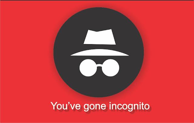 manfaat Incognito mode untuk berselancar internet