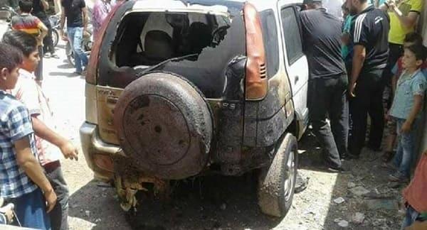 """""""النصرة""""يعدم رئيس بلدية بريف درعا ترهيبا للأهالي ويمنع مسيرات مؤيدة للجيش"""