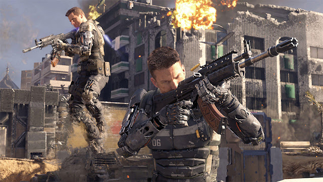 Call of Duty: Black Ops III screenshot 3