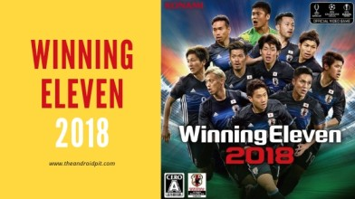 Download Winning Eleven 2018 Apk, Download Winning Eleven 2018 Game