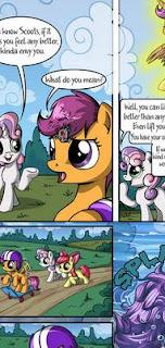 https://www.deviantart.com/sirzi/art/Talisman-for-a-pony-2-Page-21-781809300