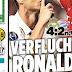 """La prensa internacional se rinde al Madrid: """"Maldito Cristiano"""""""