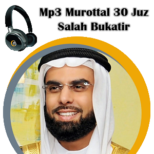 Download Mp3 Murottal Al Qur'an 30 Juz - Salah Bukatir