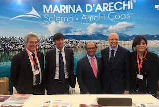 Marina d'Arechi approda al Salone di Genova