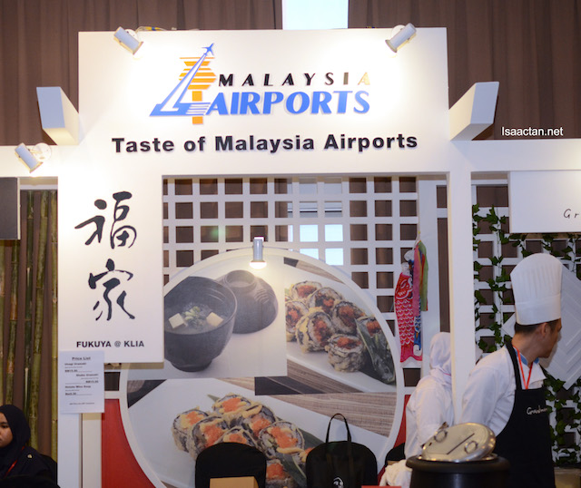 """Taste of Malaysia Airports"" MIGF 2018!"