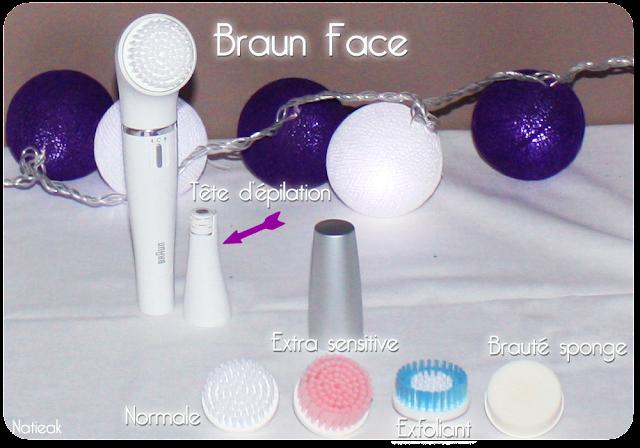 Braun face Braun  de Braun