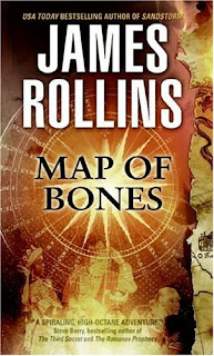 MAP of BONES - Sigma Force 2 By James Rollins