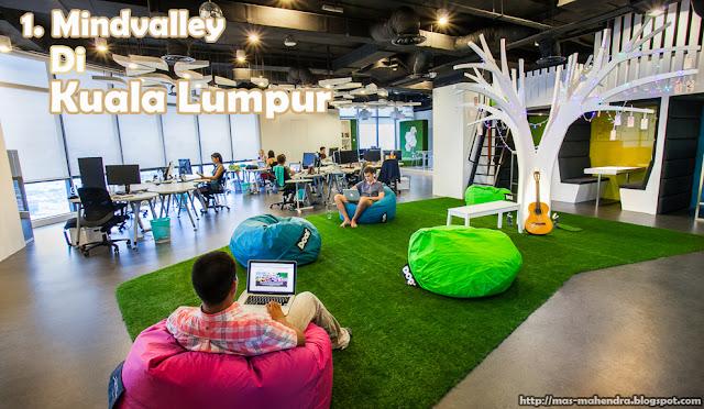 5 Kantor Paling Keren di Asia Buat Kamu Mau Bekerja di Sana di Kuala Lumpur