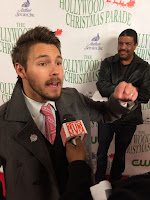 Video Interview: chatting with 'The Bold and Beautiful' Scott Clifton