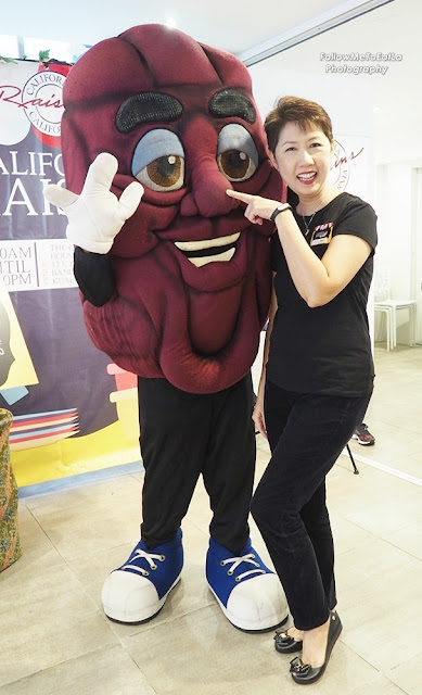 Pose With The Cute Mascot