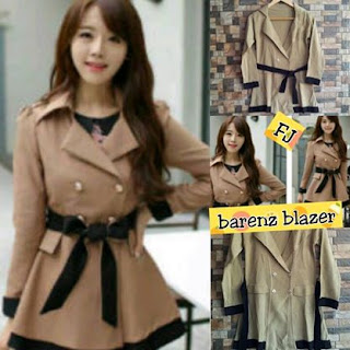 Fashion Blazer Wanit