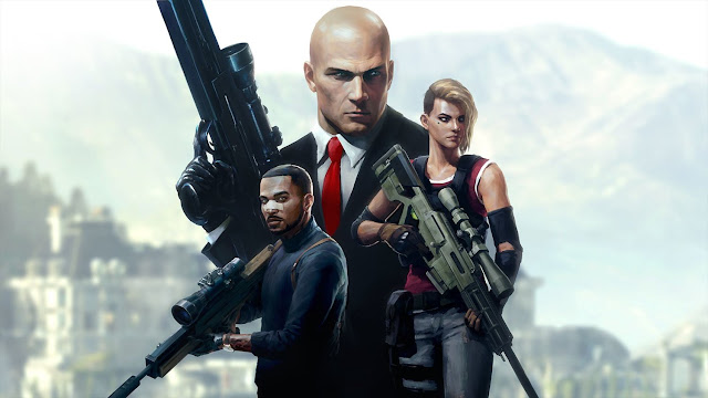 حمل لعبة القناص Hitman Sniper مجاناً مهكرة لهواتف الأندرويد