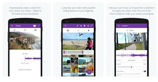 aplikasi edit video untuk android adalah aplikasi Adobe Premiere Clip