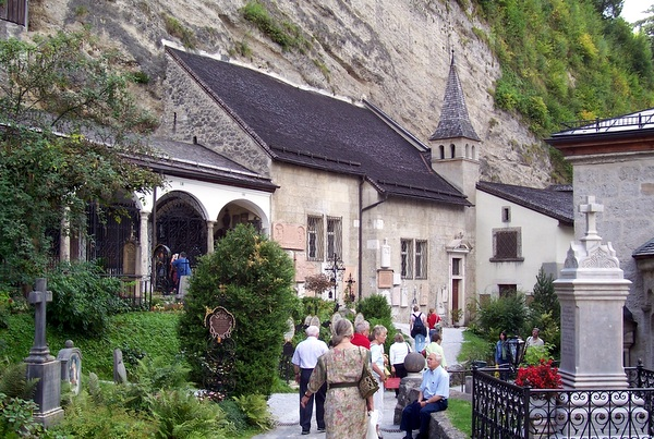 Cementerio de San Pedro (Salzburgo, Austria)