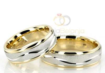 cincin tunangan yang murah