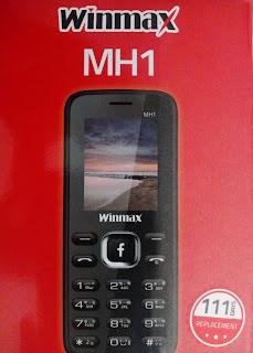 winmax mh1 filash file no password
